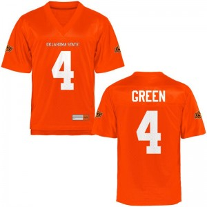 For Men Limited OSU Jerseys A.J. Green - Orange