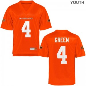 OSU Stitch A.J. Green Limited Jersey Orange Youth
