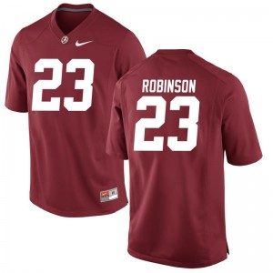 Bama Aaron Robinson Jerseys X Large Red Limited Youth(Kids)