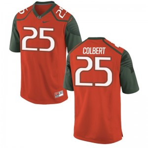 For Men Adrian Colbert Jerseys 3XL Hurricanes Limited Orange