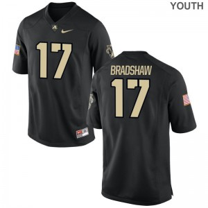 Army Ahmad Bradshaw Jersey XL Black Kids Limited