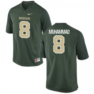 Al-Quadin Muhammad Miami Jerseys Men Large Limited Men Green