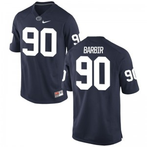 Alex Barbir Jersey Mens Nittany Lions Limited - Navy