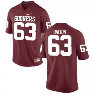 OU Sooners Alex Dalton Jersey Men XL Limited Crimson For Men