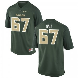 University of Miami Alex Gall Jerseys Medium Youth Limited - Green