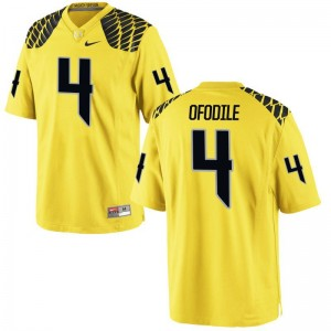 UO Youth Limited Gold Alex Ofodile Jersey Youth Small
