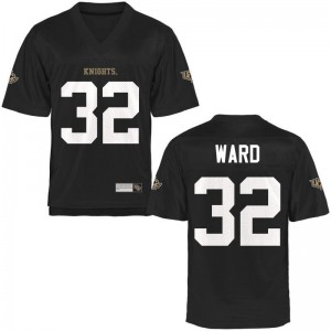 Alex Ward University of Central Florida Mens Jersey Black NCAA Limited Jersey