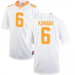 Alvin Kamara Tennessee Jerseys Youth Limited White