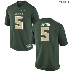 Youth Limited Miami Jerseys Youth XL of Amari Carter - Green