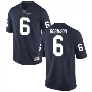 Penn State Nittany Lions Navy Limited For Men Andre Robinson Jerseys Small