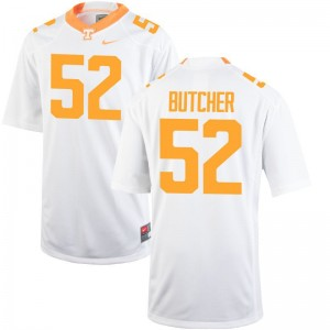 White Andrew Butcher Jersey Mens Medium Tennessee Limited For Men