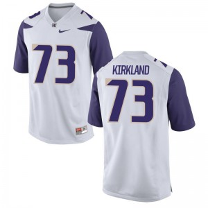 Andrew Kirkland Jersey XX Large UW Huskies Men Limited - White