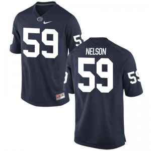 Nittany Lions Andrew Nelson Jerseys Men Large Navy For Men Limited
