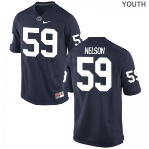 Penn State Navy Limited Kids Andrew Nelson Jerseys S-XL
