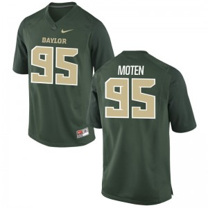 Anthony Moten Hurricanes Jerseys XX Large Mens Limited Jerseys XX Large - Green