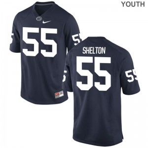 Antonio Shelton Youth Jersey XL Penn State Limited - Navy