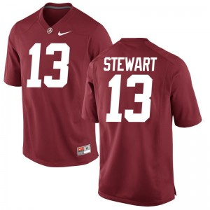 Bama ArDarius Stewart Jersey Men Medium Limited Men Red