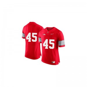 Ohio State Archie Griffin Limited For Kids Jersey - Red Diamond Quest Patch
