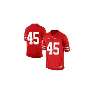 Archie Griffin Jersey Large Ohio State Buckeyes Youth(Kids) Limited - Red