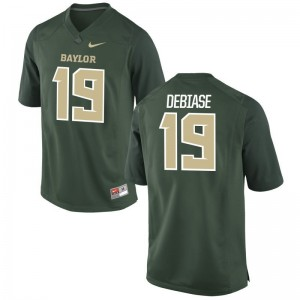 Miami Hurricanes Augie DeBiase For Men Limited Official Jersey Green