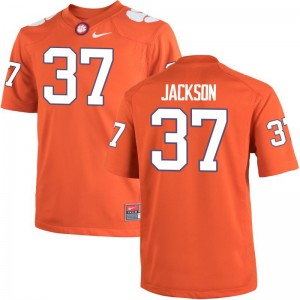 Clemson University For Men Limited Austin Jackson Jerseys - Orange