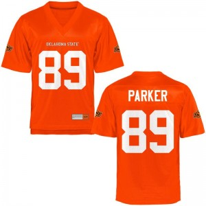 Limited Austin Parker Jersey Oklahoma State Men Orange