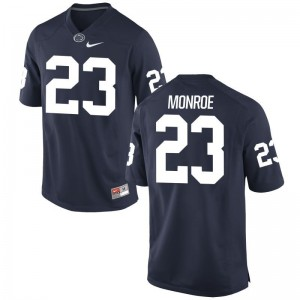 Ayron Monroe Penn State Jersey Medium Limited Mens Navy