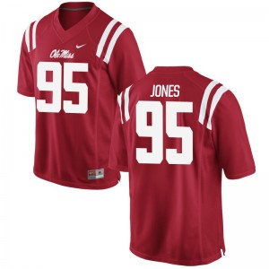 Rebels Benito Jones Jersey Men Medium Red For Men Limited