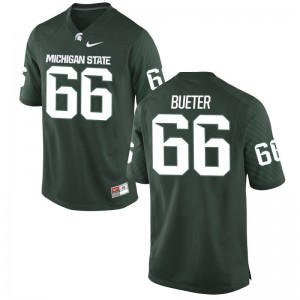 Michigan State University Blake Bueter Jersey University Men Limited Green Jersey