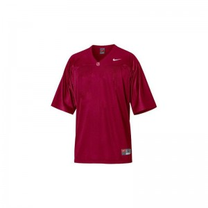 Bama Blank Jersey Small Kids Red Limited