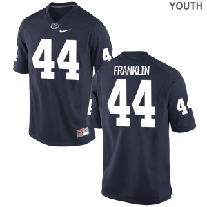 Brailyn Franklin Penn State Jersey S-XL Limited Youth(Kids) Navy