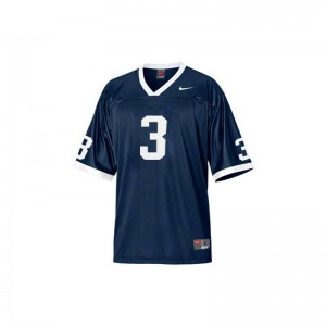 Men Limited Penn State Jersey Mens Large of Brandon Beachum - Navy Blue