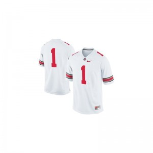 Ohio State Buckeyes Braxton Miller Youth Limited Jersey Small - White