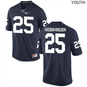 Penn State Jersey Large Brelin Faison-Walden Youth Limited - Navy