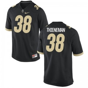 Brennan Thieneman Purdue University Jerseys Mens Small Limited For Men Black