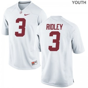 Bama Calvin Ridley Limited Youth(Kids) Player Jersey - White