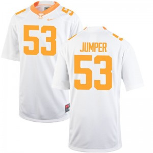 Limited Colton Jumper Jersey Large Tennessee Vols Mens - White