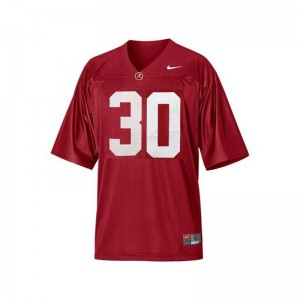 Dont'a Hightower For Kids Jersey Youth Large Red University of Alabama Limited