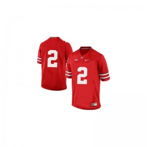 Ohio State Dontre Wilson Jersey S-XL Red Limited Youth