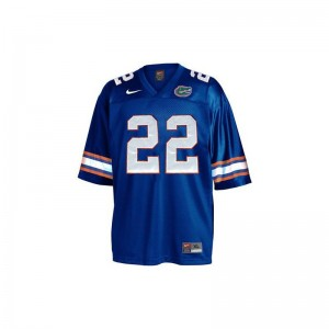 Emmitt Smith Florida Jersey Limited For Men - Blue