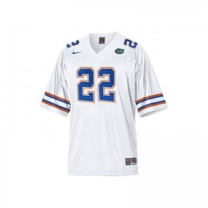 UF Emmitt Smith Limited For Kids High School Jersey - White
