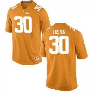 Limited Tennessee Vols Holden Foster For Kids Jersey Youth XL - Orange