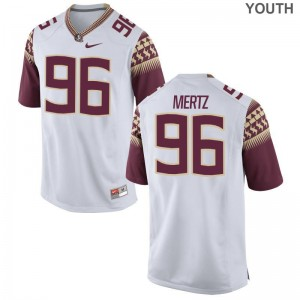 Florida State Jersey XL of JT Mertz For Kids Limited - White