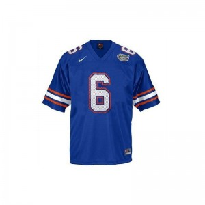 Youth Limited University of Florida Jerseys Youth Large of Jeff Driskel - Blue