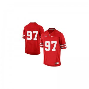 Limited Joey Bosa Jerseys S-XL Youth OSU - Red