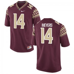 Kyle Meyers Florida State Jersey Men XXL Garnet Men Limited
