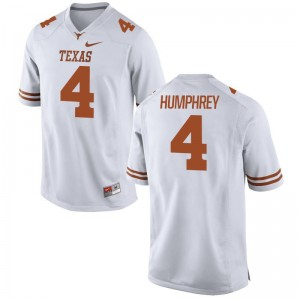 Lil'Jordan Humphrey UT Jersey Men Small White Limited Mens