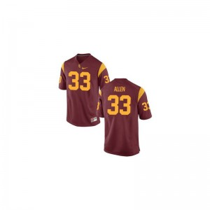 USC Marcus Allen Youth(Kids) Limited Cardinal Football Jerseys