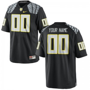 Oregon Ducks Customized Jersey Mens XL Limited Black Men