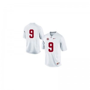 For Men Amari Cooper Jersey Embroidery #9 White Limited Alabama Jersey